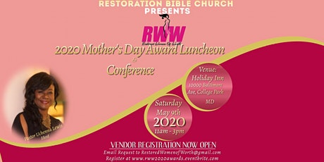 RWW Mother's Day Awards Luncheon & Conference tickets