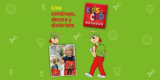 Kids Club Alfafar-  Hilorama, teje tu propio cuadro