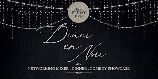 "Porch Life presents ""Diner en Noir"" Supper Club & Comedy Showcase"