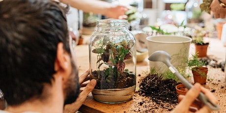 Closed Terrarium Workshop tickets