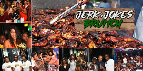 Jerk and  Jokes Brunch (MAR) tickets