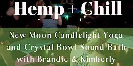 Hemp + Chill Yoga & Sound Bath