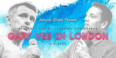 Gary Vaynerchuk in London 2020 - tickets
