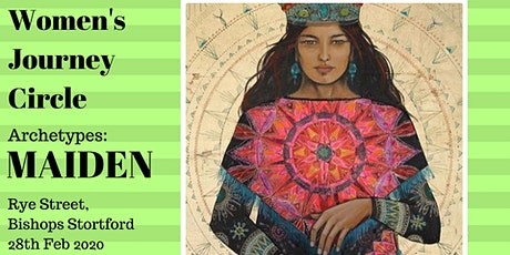 Women's Journey Circle - The Archeytypes - MAIDEN tickets
