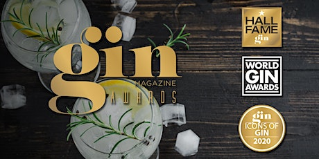 Gin Magazine Awards 2020 London tickets