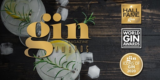 Gin Magazine Awards 2020 London