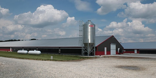 On-Farm Field Day for Commerical Poultry Growers