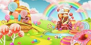 Easter in Candyland