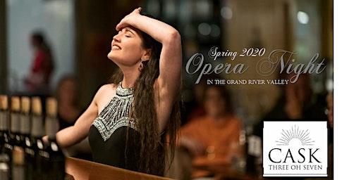 Opera Night at Cask 307