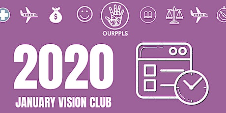 January Vision Plan Party tickets