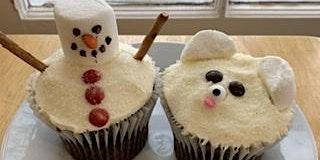 Kids Winter Cupcake Decorating Class