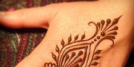 Cultural Arts & Crafts-Henna For Your Hands tickets