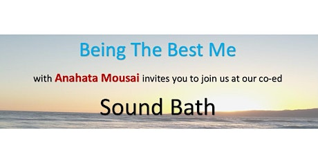 BTBM Sound Bath tickets