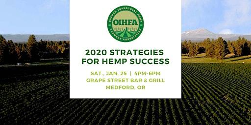 2020 Strategies for Hemp Success