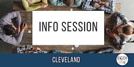ECDI Info Session tickets