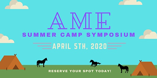 AME Summer Camp Symposium 2020