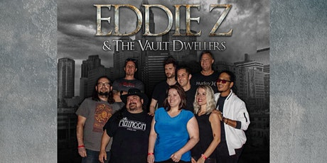 """Eddie Z & The Vault Dwellers w Special Guests David """"Ace"""" Cannon & Abby K tickets"""