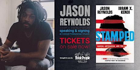 BookPeople Presents: Jason Reynolds tickets