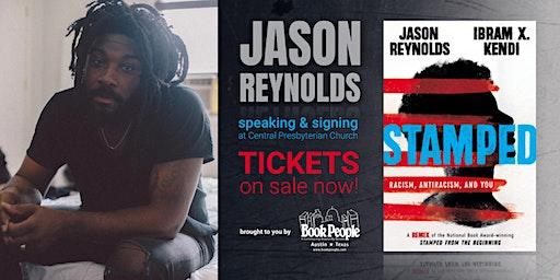 BookPeople Presents: Jason Reynolds