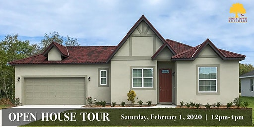 Open House Tour   February 1st, 2020