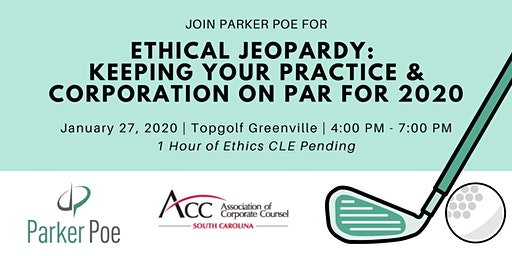 Ethical Jeopardy: Keeping Your Practice & Corporation On Par for 2020