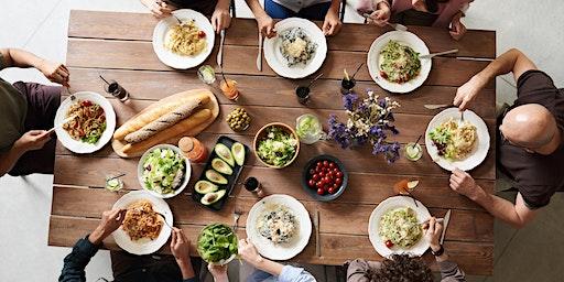 Solo Journeys Palentine's Day Dinner