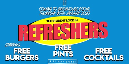 Refreshers | The Student Lock In
