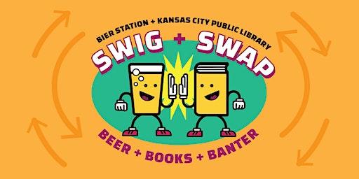 Swig & Swap: A Beery Book Exchange