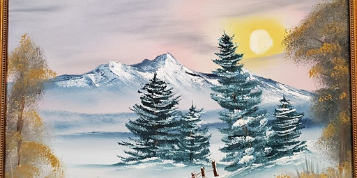 Paint & Sip, Sunny Slope