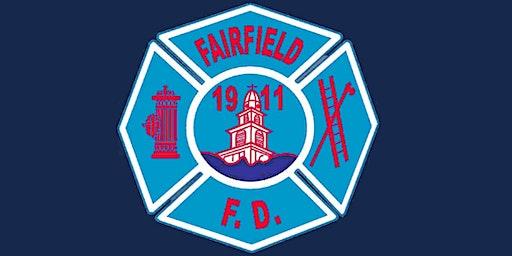 Super Sunday! Firefighters & Football