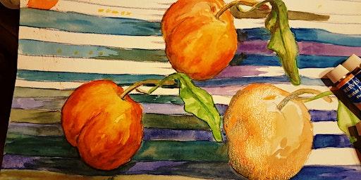 Artist Challenge for January- Still Life