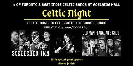 Celtic Night (Celebrating Robbie Burns) tickets