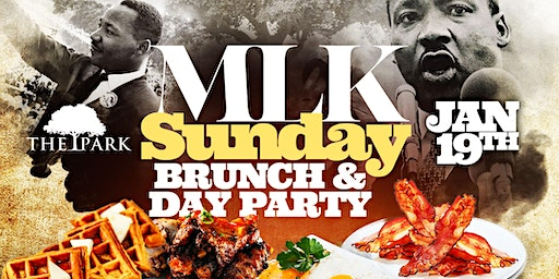 MLK Day Party @ The Park at 14th