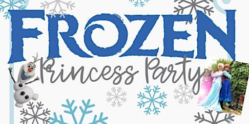 Frozen Princess Party