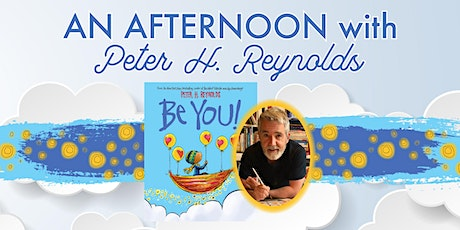 An Afternoon with Peter H. Reynolds, Book Talk & Signing tickets