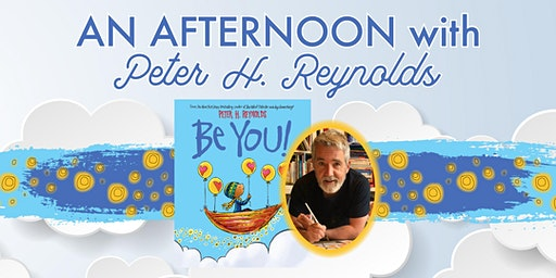 An Afternoon with Peter H. Reynolds, Book Talk & Signing
