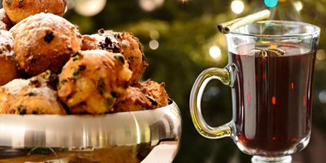 German Christmas Market Food Finds (21+) tickets