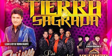 VIERNES 7 DE FEB. BANDA TIERRA SAGRADA..LOS CAMINANTES..TRINY Y LA LEYENDA tickets