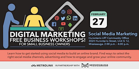 Social Media Marketing 101 tickets
