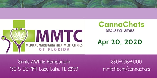 Cannachats with MMTC- Cannabis & Glaucoma