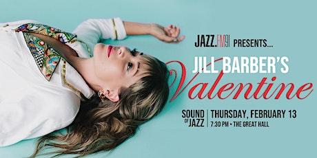 JAZZ.FM91 Presents.... Jill Barber's Valentine tickets