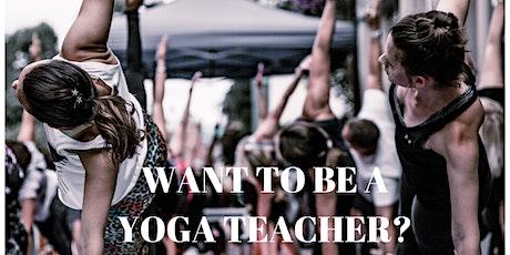 Yoga 200 Hour foundation Teacher Training course tickets