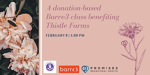 Celebrate Promise Week with Barre3