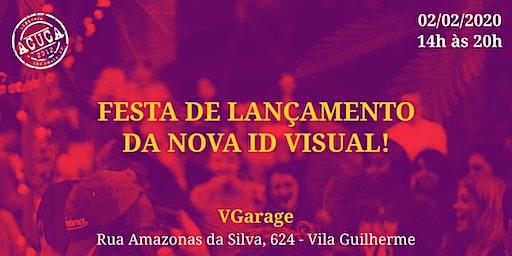 ACUCA-SP 2020 | LANÇAMENTO OFICIAL DA NOVA IDENTIDADE VISUAL