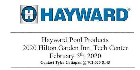 Hayward Training 2020 Denver Tech Center tickets