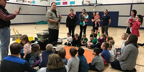 Curious Creatures at the Torigian Family YMCA tickets