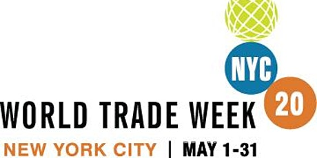 World Trade Week NYC 15th Annual International Trade Awards Breakfast tickets