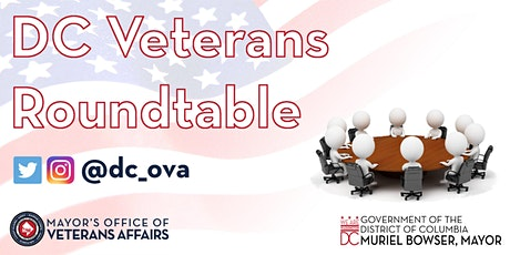 DC Veterans Roundtable Discussion tickets