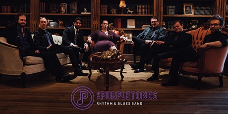 The Purpletones @ Rhythm & Brews tickets