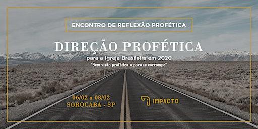 Encontro de Reflexão Profética 2020
